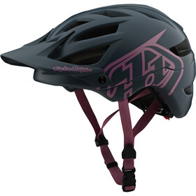 Troy Lee Designs A1 Casco, drone grey/pink